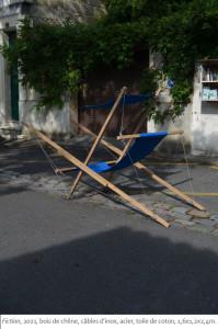 Chaise-à-porteur-tenségrité